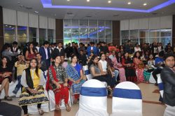 All MET Employees On Grand Party