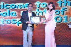 Awarded by Mrs. Nandini Gupta
