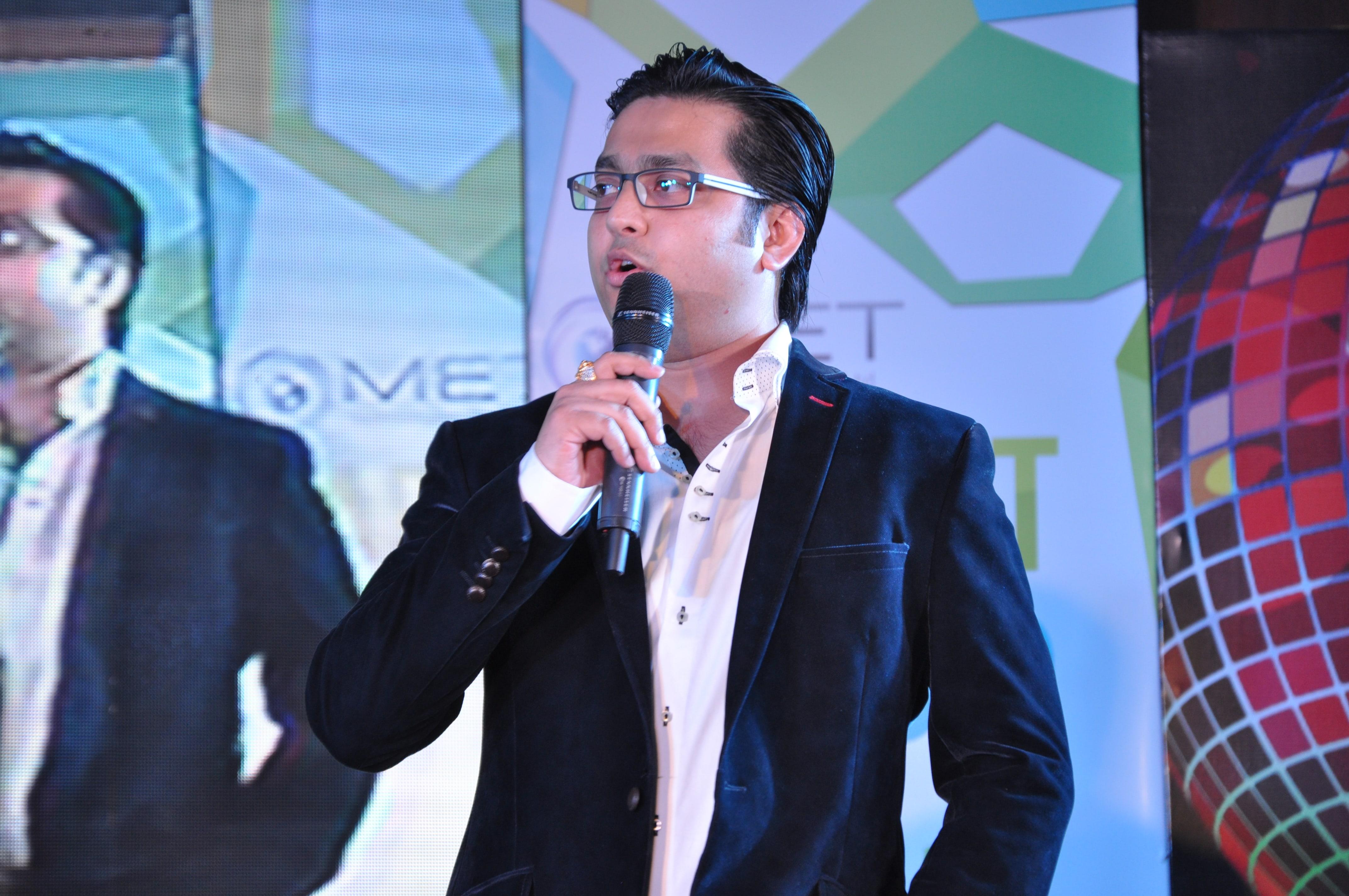 Speech by Mr. Kunal Gupta (Managing Director)
