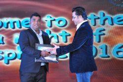 Zeeshan Awarded By M.D.