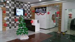 Christmas Celebration MET Technologies