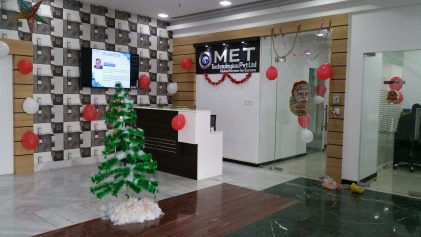 Christmas Celebration MET Technologies