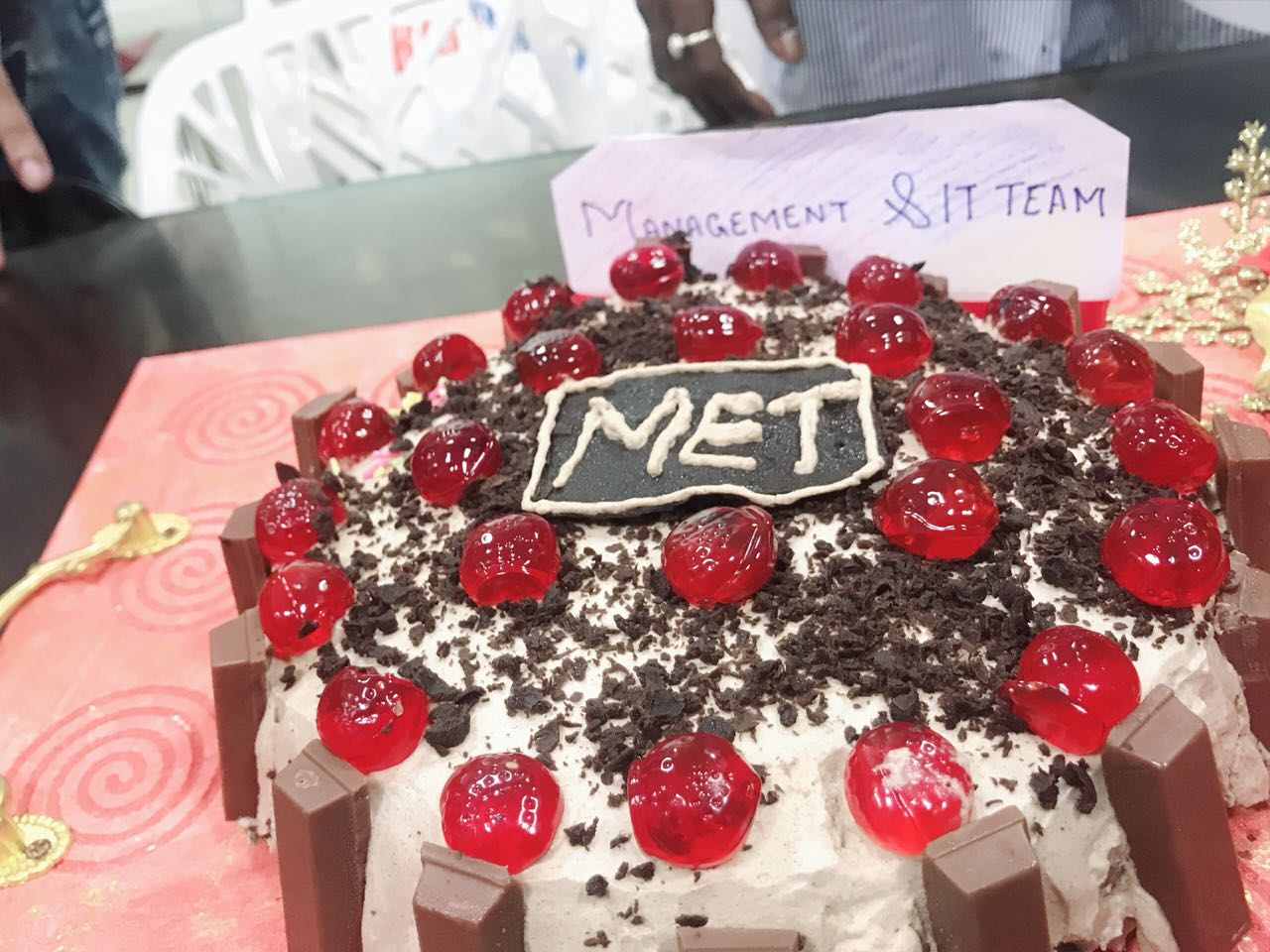 Bake The Cake 5