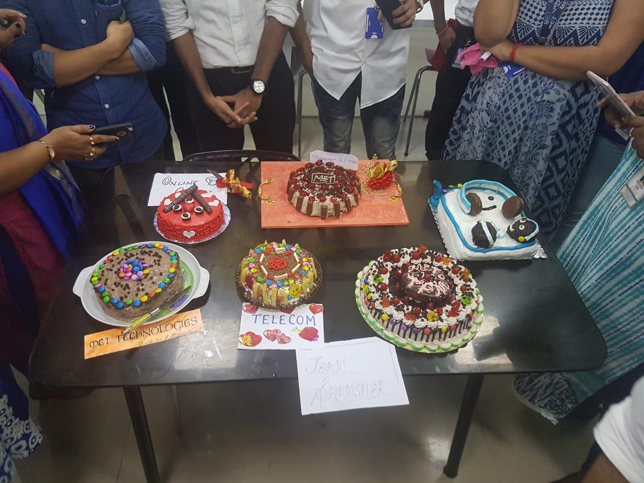 Bake The Cake - Final