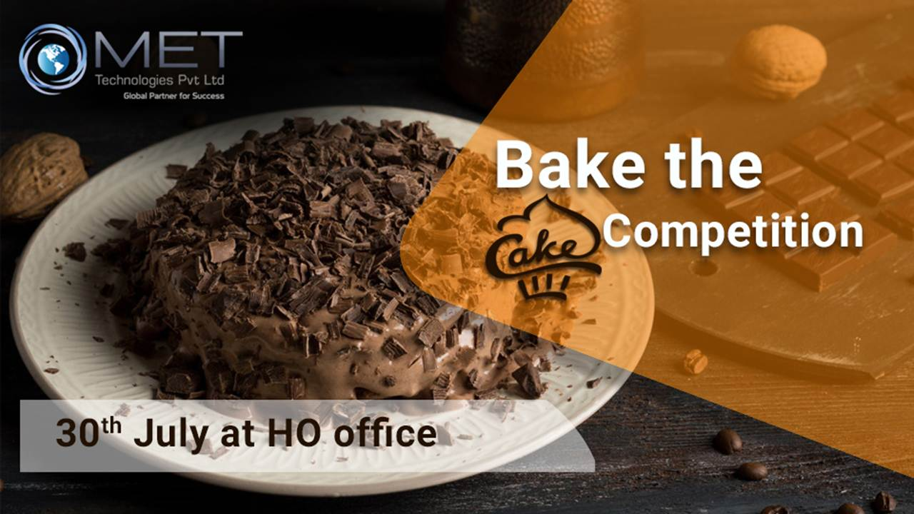 Bake the Cake competition